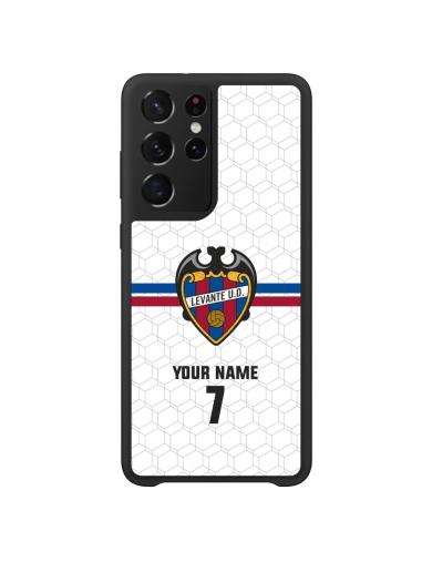 Funda móvil Logo Blanca +...