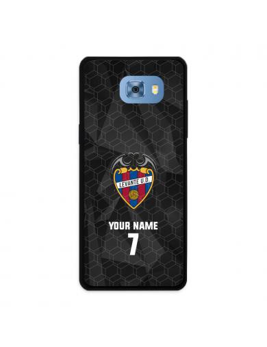 Funda móvil Logo Negra +...